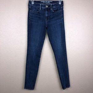 American Eagle Hi Rise Jegging Size 2 Jeans